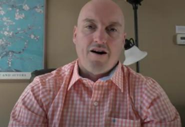 Dr David McIntosh talking about orofacial myofunctional therapy